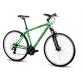 Crossové jízdní kolo 4Ever Gallant 2016 zelená