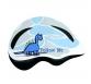 Přilba Casco Follow Me Dino sv.modrá