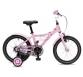 """Superior 16"""" Lady bug růžová dětské kolo"""